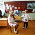 Наши победительницы районного конкурса стихов о Хабаровском крае
