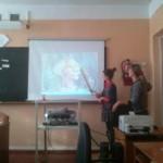 Урок информатики 8 класс